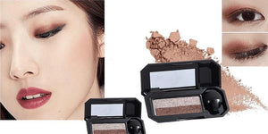 Perfect Dual-color Eyeshadow Healthier Lifestyle 4 All Smokey Golf