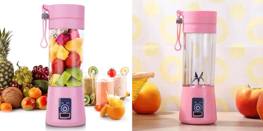 Portable Smoothie Blender (380ml) Fit Lifestyle For You