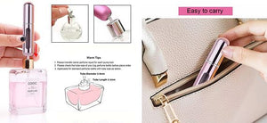 Refillable Mini Perfume Spray Bottle Beauty Fit Lifestyle For You