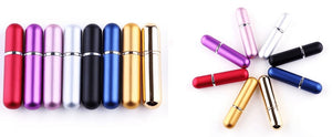 Refillable Travel Perfume Atomizer Fit Lifestyle For You