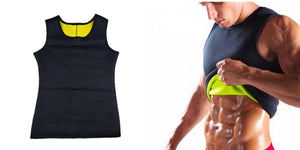 Shaper Sauna® - Vest MEN Fitness Fit Lifestyle For You L