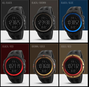 SKMEI Smart Multi Function Watch Fit Lifestyle For You