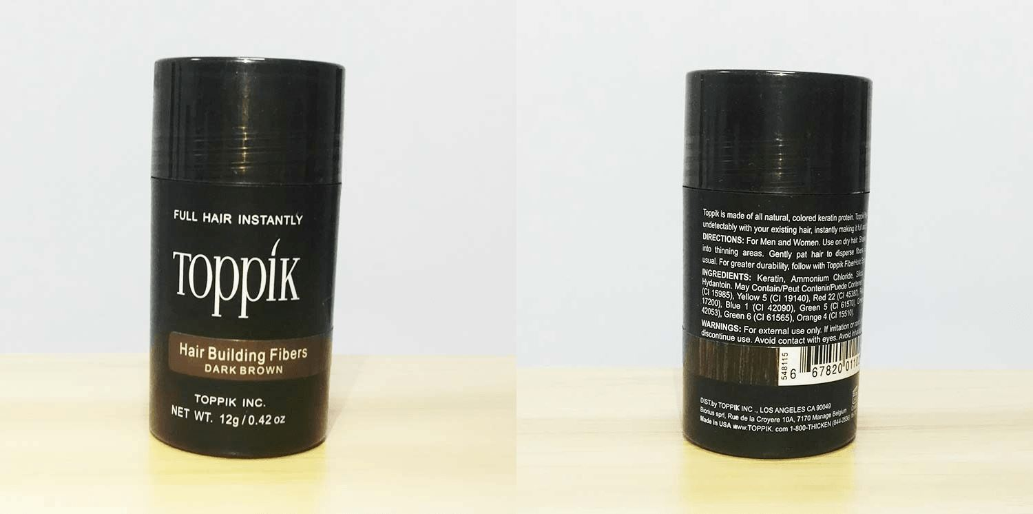 Toppik Hair Building Fibers 12g Healthier Lifestyle For You