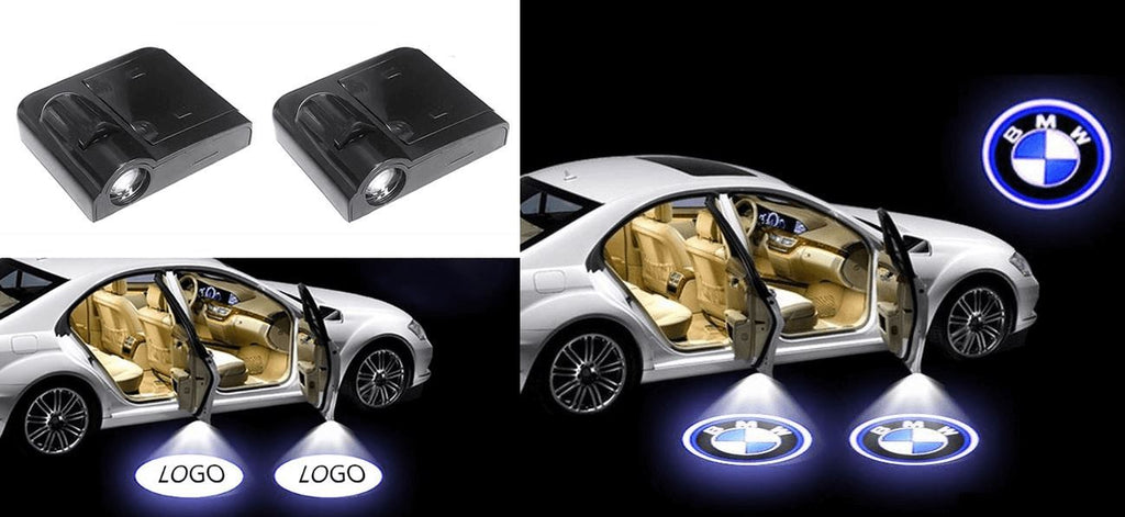 Universal Wireless Car Logo Projection LED (1piece) Fit Lifestyle For You BMW