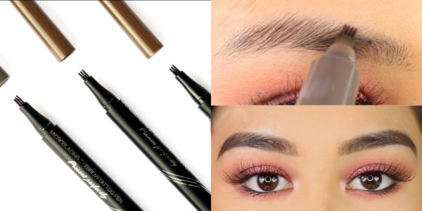 Waterproof Microblading Pen Fit Lifestyle For You Black