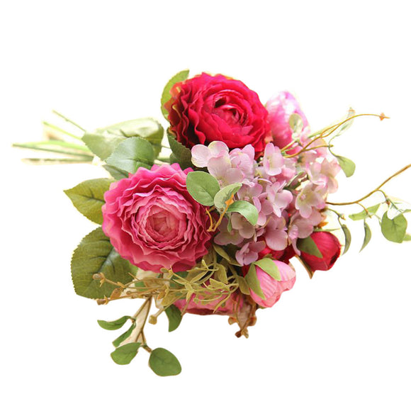 artificial flowers for decoration home wedding decoration flower hanging fake flowers flores artificiales