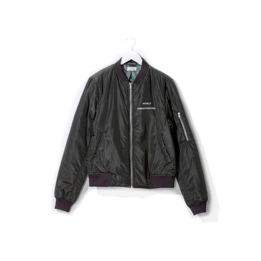 Bilen Bomber Jacket Army Green-World Ambassadeurs