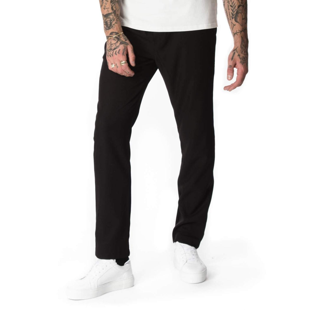 Elias Trousers Black-World Ambassadeurs
