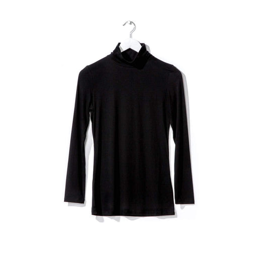 Fiori Turtleneck Black-World Ambassadeurs