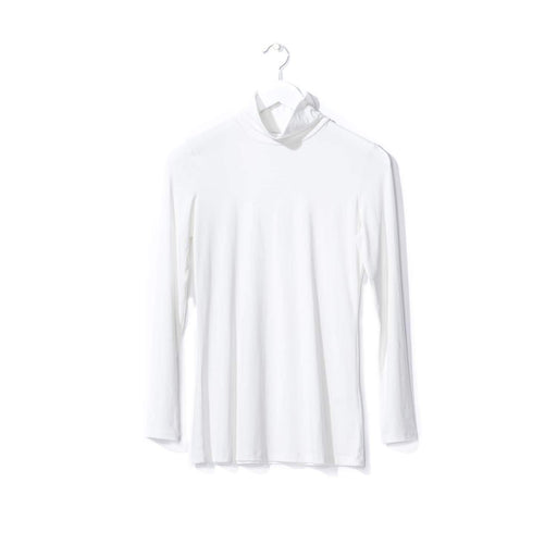 Fiori Turtleneck White-World Ambassadeurs
