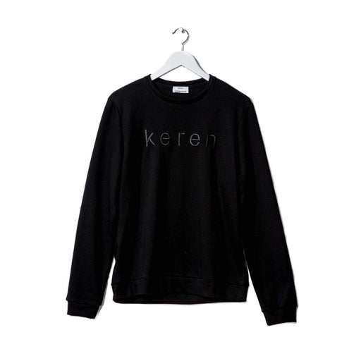 Keren Sweatshirt Black-World Ambassadeurs