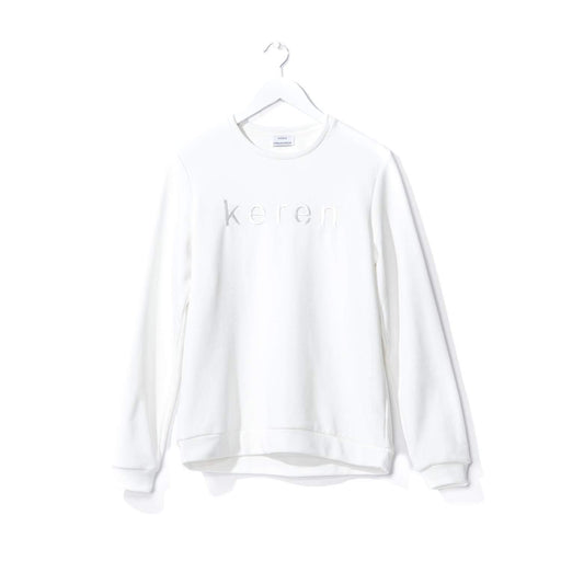 Keren Sweatshirt White-World Ambassadeurs