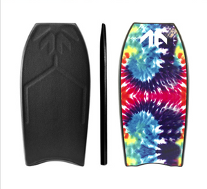 FOUND Mitch Rawlins PP Crooked Black Tie dye