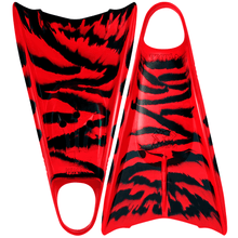 KPALOA Trident tiger red black
