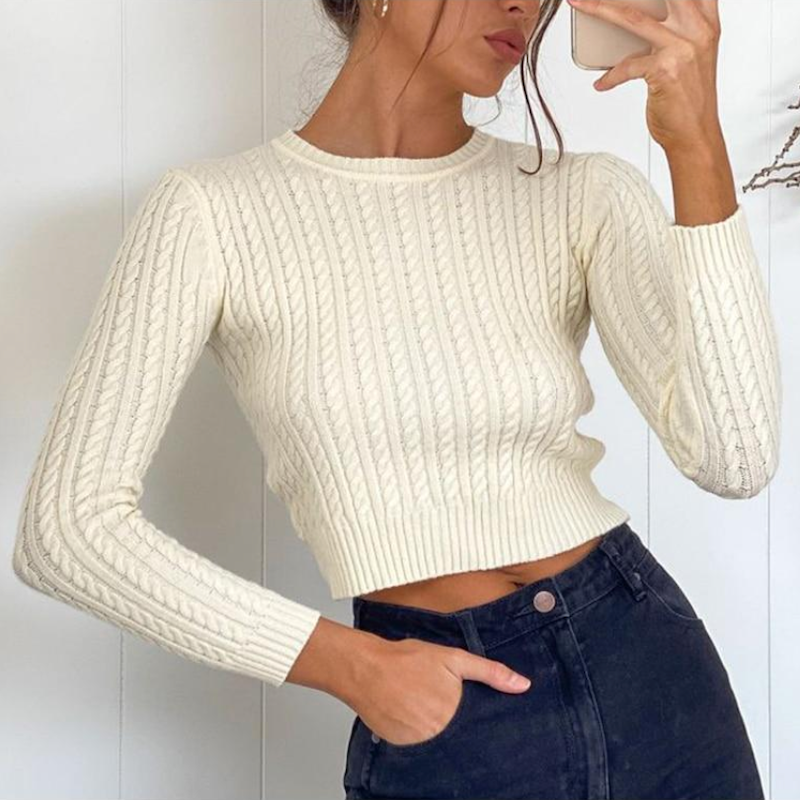 Rimini Knitted Top