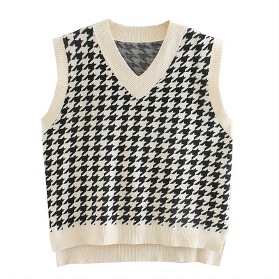 Luca Knitted Vest Top