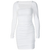 Bonte Bodycon Dress