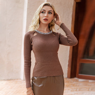 Campana Faux Leather Trench Coat