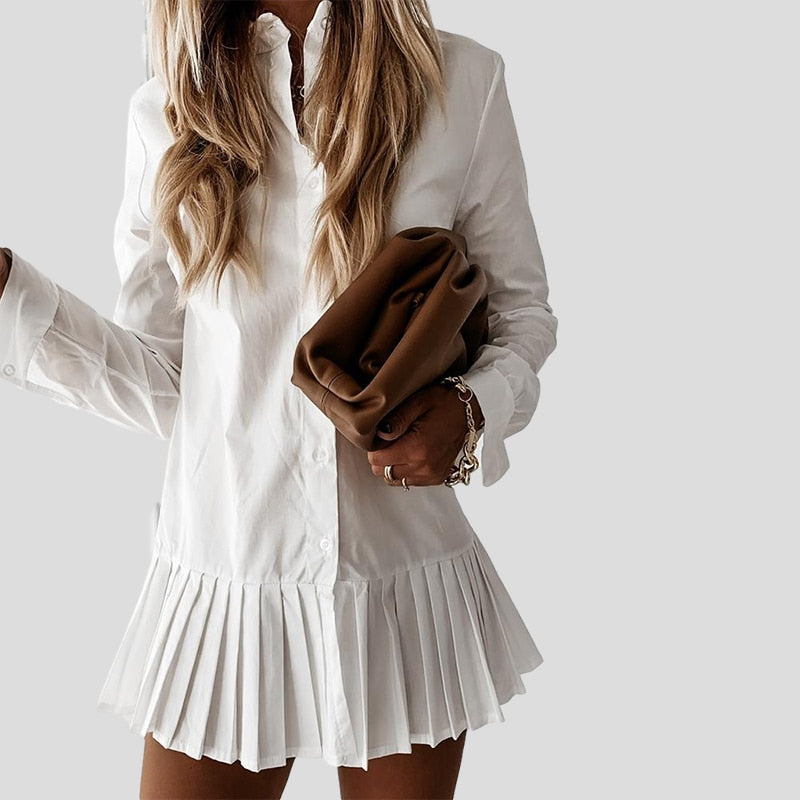 Jeannie Shirt Dress