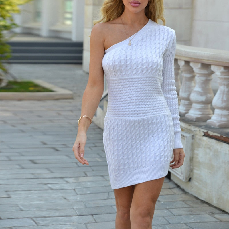 Rischa Knitted Dress