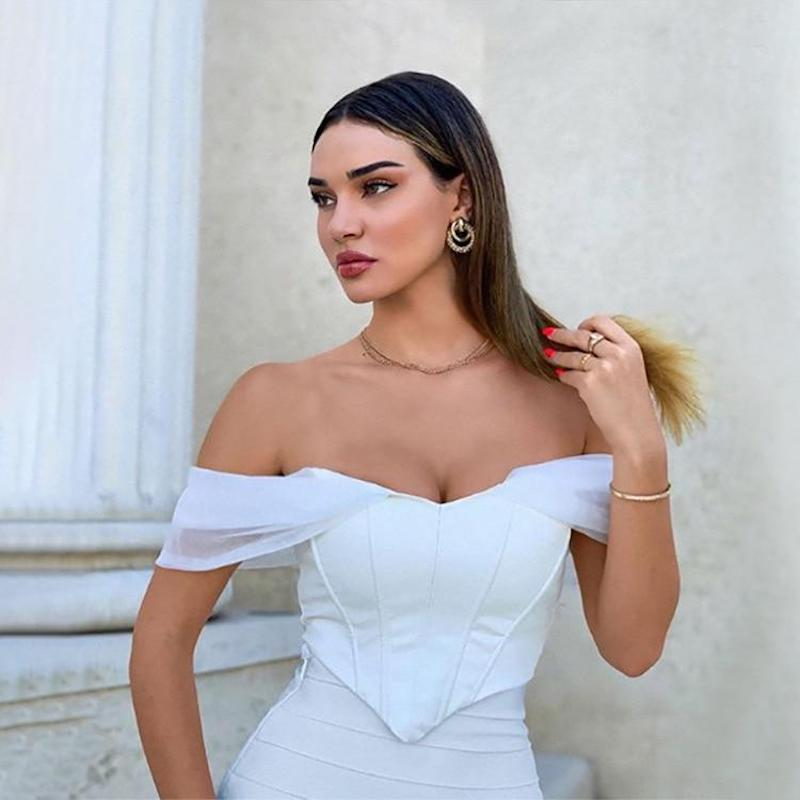 Arina Off Shoulder Top