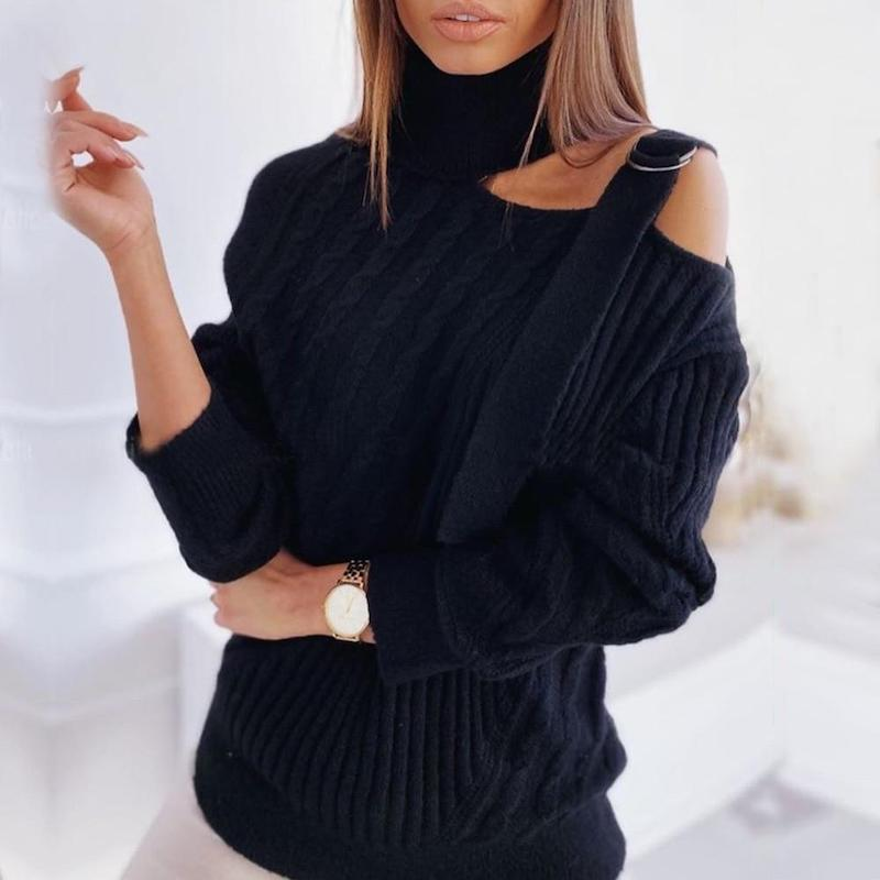 Dorsett Roll Neck Sweater