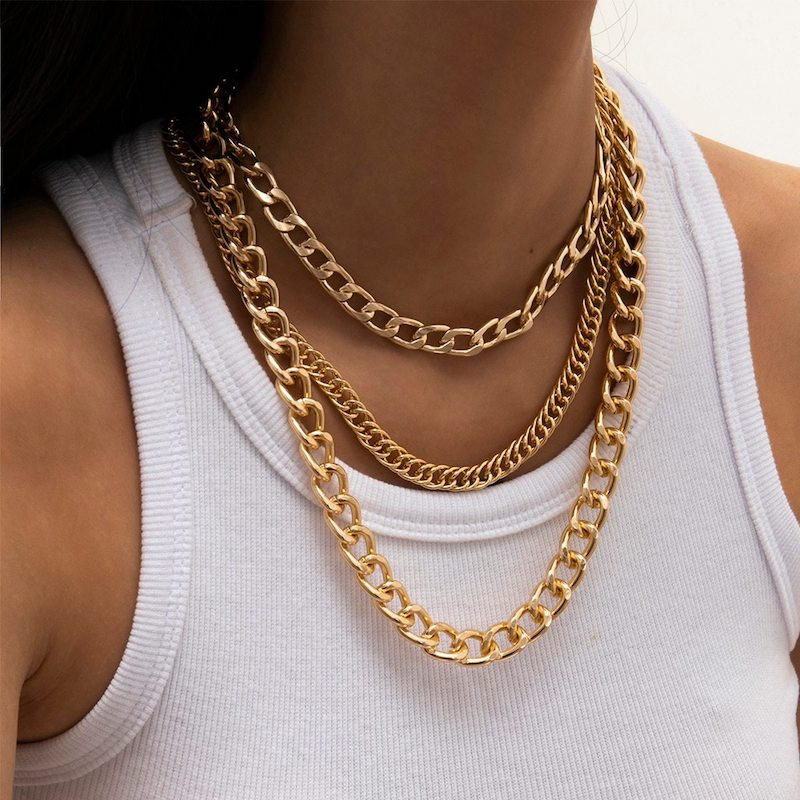 Milos Layered Necklace