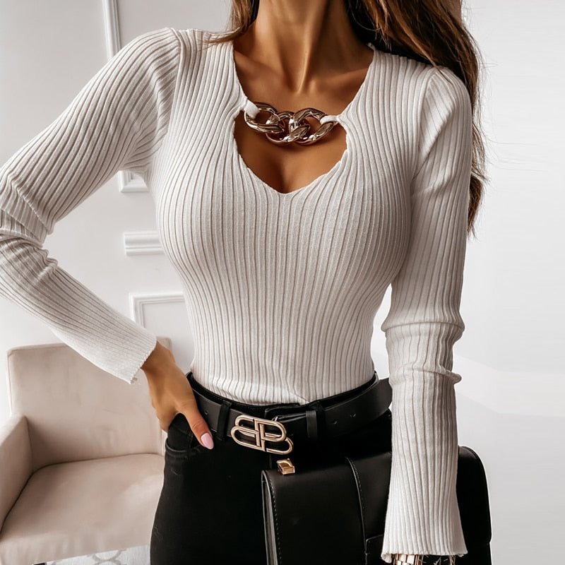 Vixen Knitted Top