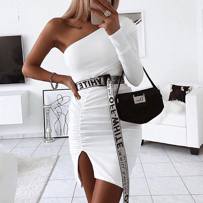 Madyson One Shoulder Dress
