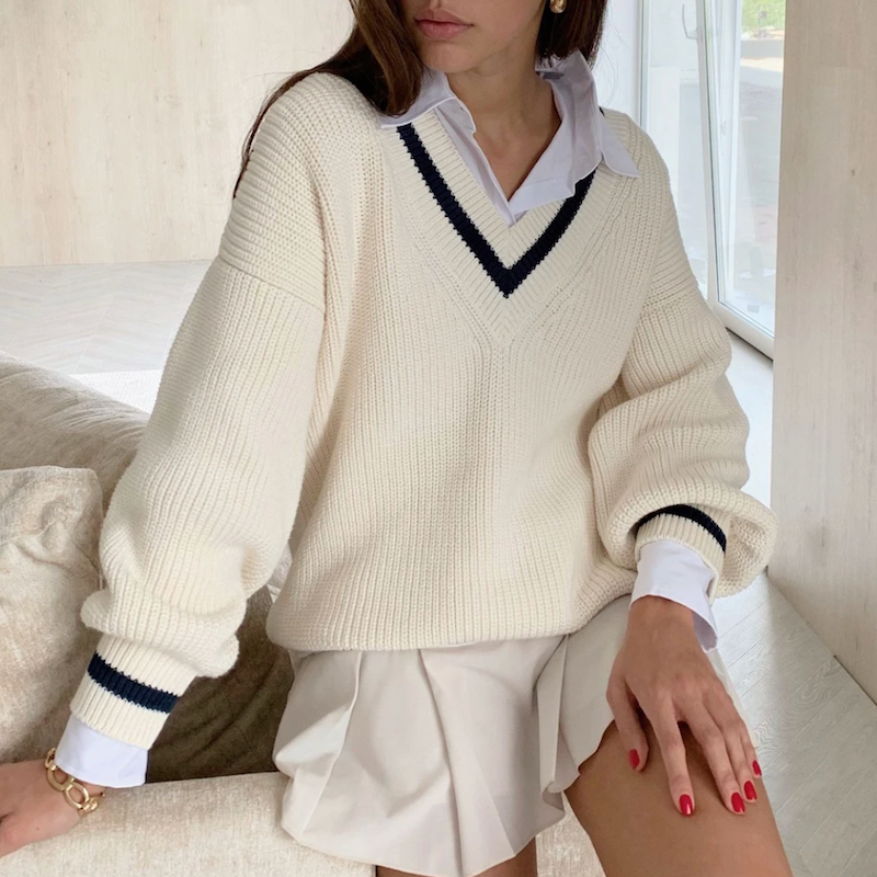 Bambina Oversized Sweater