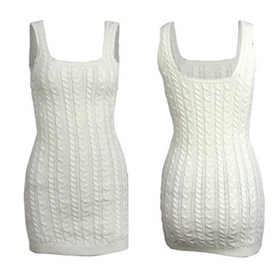 Kerrie Knitted Dress