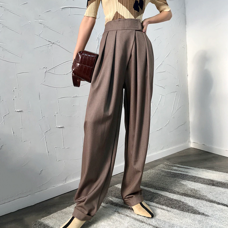 Kayla Wide Leg Pants