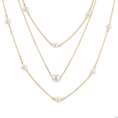 The Crawford Pearl Necklace