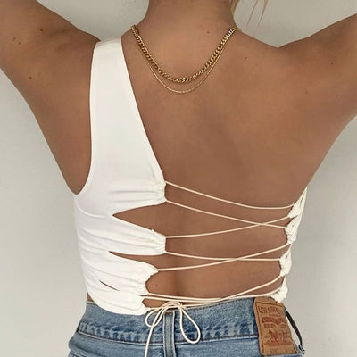Kali Laced Up Top