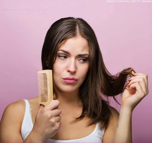 5 Things That Are Damaging Your Hair