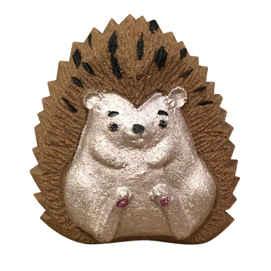 Henrietta Hedgehog Bath Bomb - Scentiments