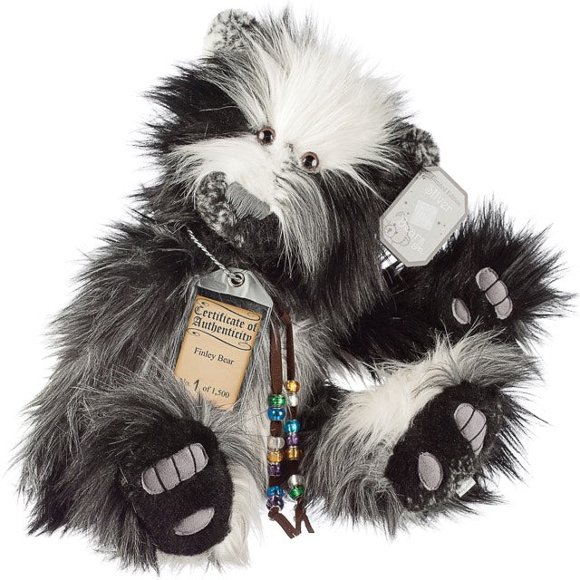 Finley Silver Tag® Bear - Scentiments