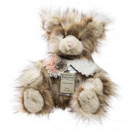 Charlotte Silver Tag® Bear - Scentiments