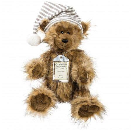 James Silver Tag® Bear | Silver Tag Bear | Suki | Scentiments