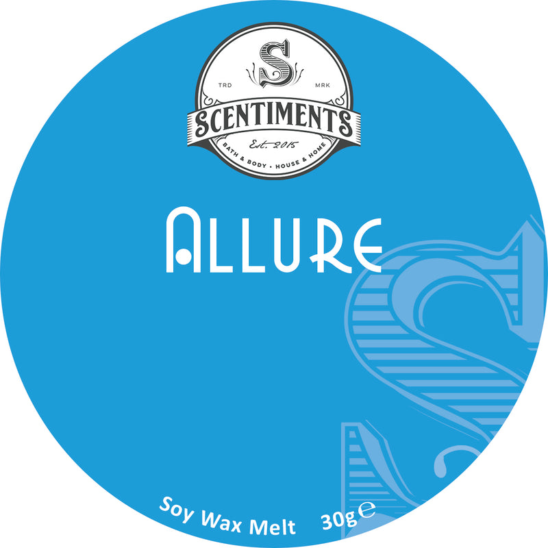 Allure Wax Pod - Scentiments