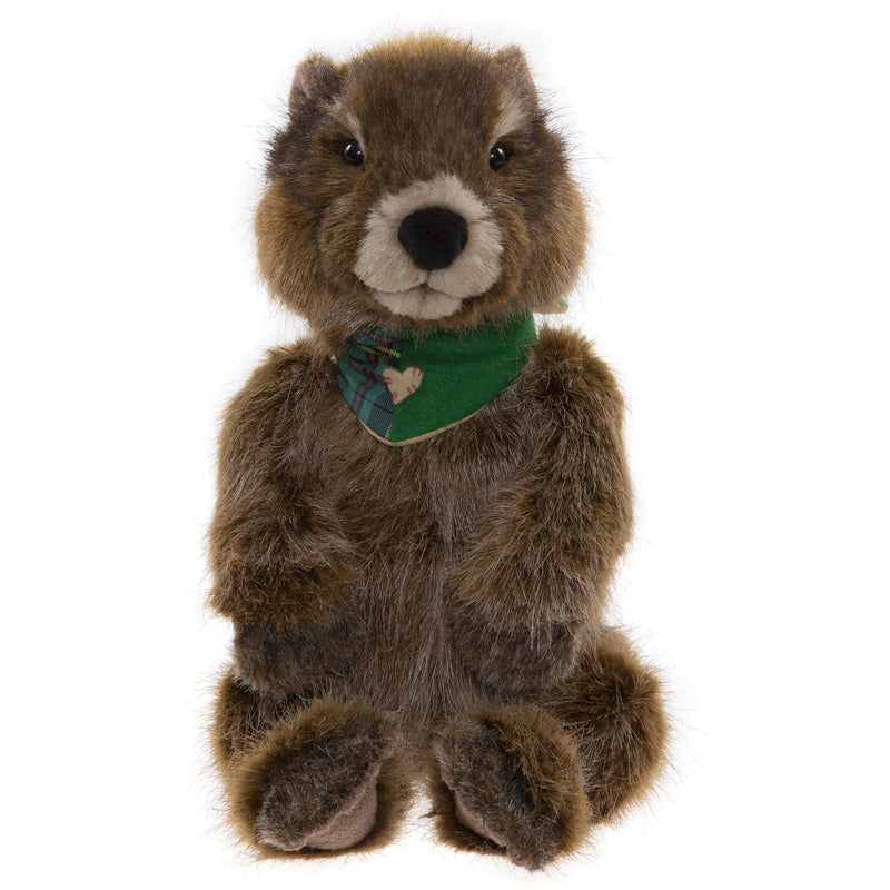 Woodchuck Charlie Bear (Pre-order) | Charlie Bear | Charlie Bear | Scentiments