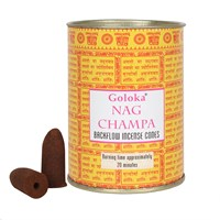 Nag Champa Backflow Incense Cones