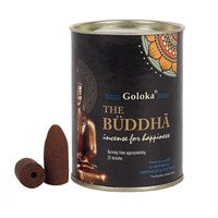 Buddha Incense Cones - Scentiments