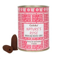 Rose Backflow Incense Cones - Scentiments
