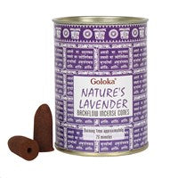 Lavender Backflow Incense Cones - Scentiments