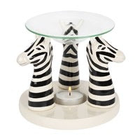 Zebra Oil Burner | All Products | Scentiments | Scentiments