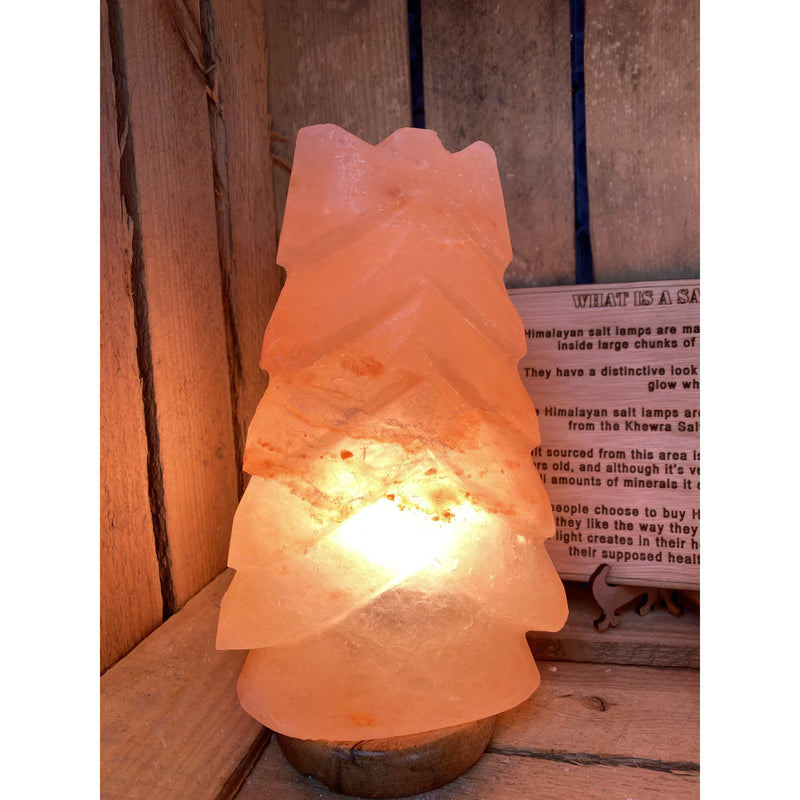 Tree Salt Lamp | All Products | Himalayan Salt | Scentiments