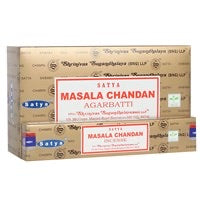 Masala Chandan Incense Sticks - Scentiments