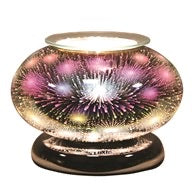 3D Fountain Ellipse Touch Electric Wax Melt Burner | Electric Melt Warmer | Candle Warmers Etc. | Scentiments