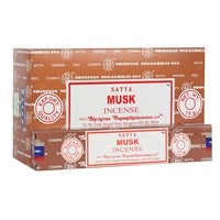 Musk Incense Sticks - Scentiments